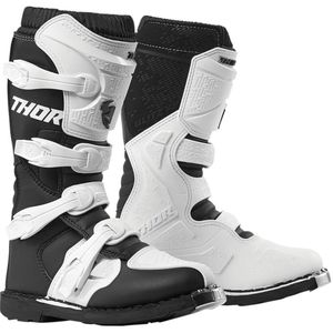 Bottes Cross Thor Blitz Xp Black/white Femme 2019