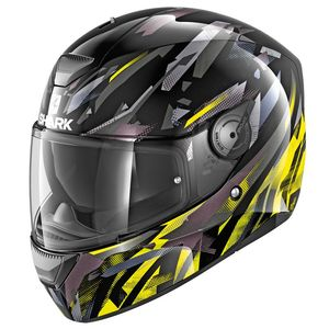 Casque Shark D-skwall - Kanhji Glossy