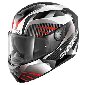 Casque Shark D-skwall - Mercurium Glossy
