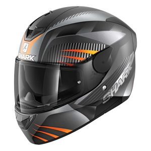 Casque Shark D-SKWAL 2 MERCURIUM MAT