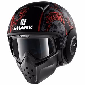 Casque Shark Drak Sanctus Mat