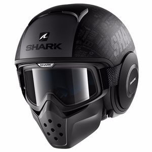 Casque Shark Drak Tribute Rm Mat