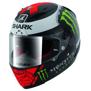 Casque Shark Race-r Pro - Replica Lorenzo Monster Mat Edition Limitée
