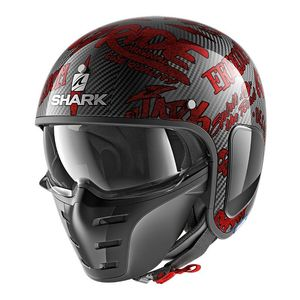 Casque S-DRAK FREESTYLE CUP  DRR