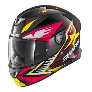 Casque Shark Skwal 2 Draghal Lady