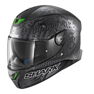 Casque Shark Skwal 2 Replica Switch Rider 2 Mat