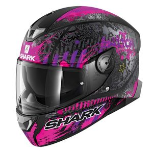 Casque Shark SKWAL 2.2 SWITCH RIDER MAT 2