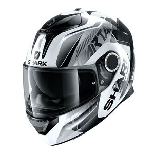 Casque Shark Spartan Karken