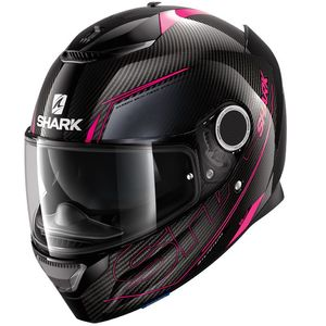 Casque Shark Spartan Carbon - Silicium