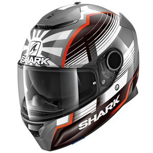 Casque Shark Spartan 1.2 - Replica Zarco Malaysian Gp
