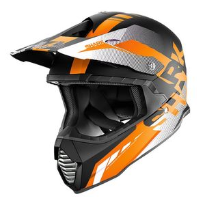 Casque Cross Shark Varial Anger Kow 2019