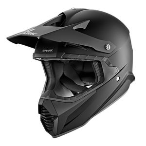 Casque cross VARIAL BLANK MAT 2019 KMA