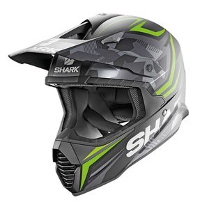 Casque cross VARIAL - REPLICA TIXIER MAT - KGA 2020 KGA