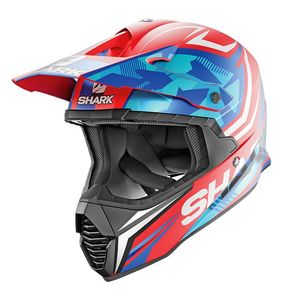 Casque cross VARIAL - REPLICA TIXIER MAT - RWB 2020 RWB
