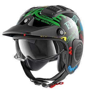 Casque X-DRAK FREESTYLE CUP  KBG
