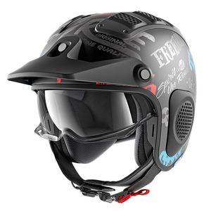 Casque X-DRAK FREESTYLE CUP MAT  KAB