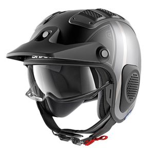 Casque Shark X-drak Terrence Mat