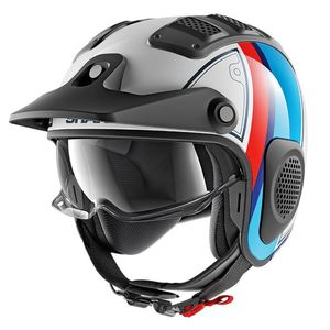Casque X-DRAK TERRENCE  WBR