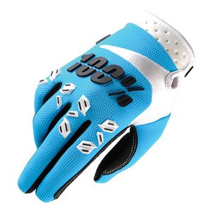 Gants Cross 100% Airmatic - Bleu - 2018