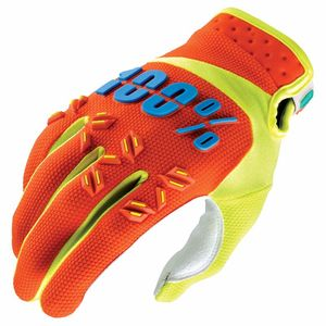 Gants Cross 100% Airmatic - Orange - 2018