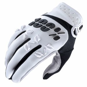 Gants Cross 100% Airmatic - Blanc Noir - 2018