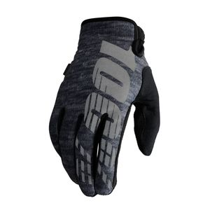 Gants cross BRISKER - HEATHER 2019 Gris/Noir