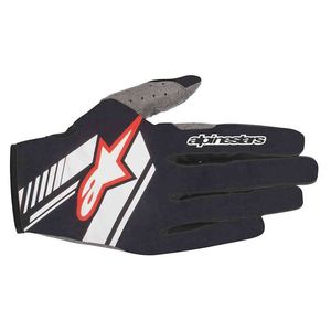Gants cross NEO GLOVES - BLACK WHITE 2019 Black/white