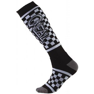 Chaussettes MX - VICTORY  Black/white