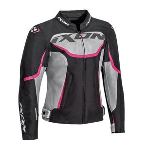 Blouson SPRINTER AIR LADY  Black/Grey/Fuschia