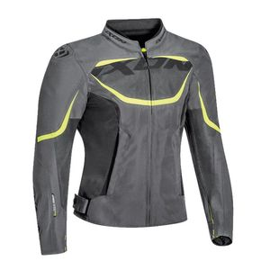 Blouson SPRINTER AIR LADY  Grey/Yellow Fluo
