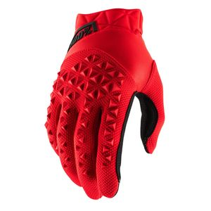 Gants cross AIRMATIC ROUGE/NOIR 2019 Noir/Rouge