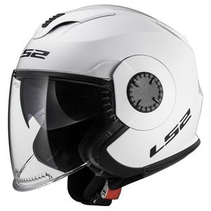Casque OF570 - VERSO - SOLID  Blanc