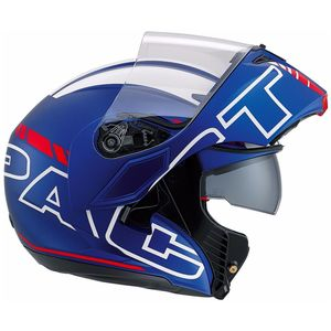 Casque COMPACT ST - SEATTLE  Blue/Red