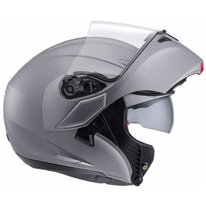 Casque COMPACT ST - MATT MONO  Grey