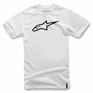 T-Shirt manches courtes ALWAYS CLASSIC  White/Black