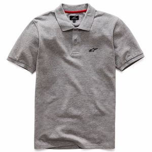 Polo EFFORTLESS  Heather grey