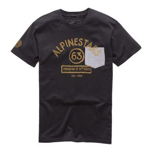 T-Shirt manches courtes PAINT PREMIUM  Black