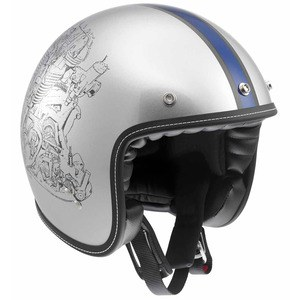 Casque Agv Rp60 Engine Grey