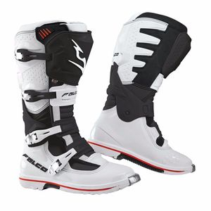 Bottes Cross Falco Extreme Pro 3.1 White Black 2019