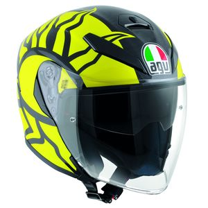 Casque Agv K-5 Jet - Winter Test 2011
