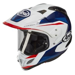 Casque TOUR-X 4 BREAK  Blue White Red