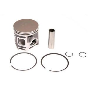 Kit piston Complet forgé  Surcote +1.00 mm
