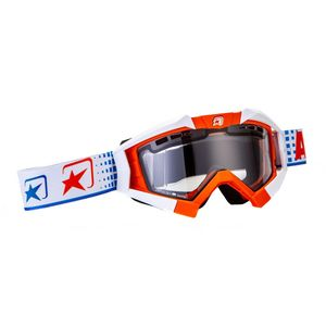 Masque cross RC FLOW ORANGE 2019 Orange