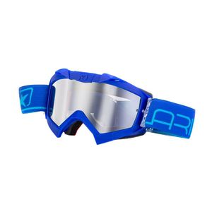 Masque cross ADRENALINE PROFI PLUS BLUE 2019 Bleu