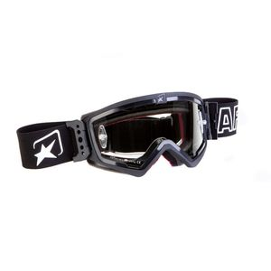 Masque cross MUDMAX BLACK/WHITE 2019 Noir/Blanc
