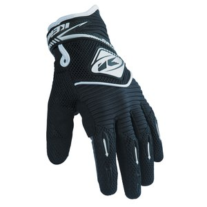Gants cross ADVENTURE - 2020 Noir/Gris
