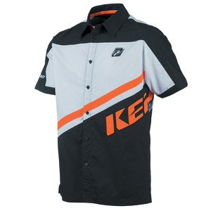 Chemisette CHEMISETTE RACING 2015  Noir/Blanc/Orange