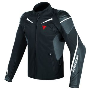 Veste Dainese Street Master Leather-tex