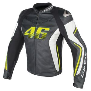 Blouson Dainese Vr46 D2 Leather