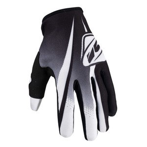 Gants cross STRIKE KID - NOIR / BLANC - 2017 Noir/Blanc